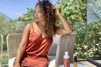 Summer Curl Care With Brand Ambassador Irinel de León